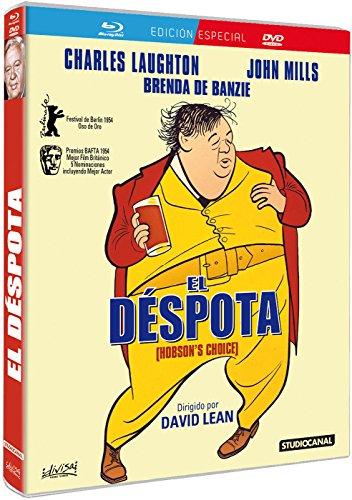 El déspota [Blu-ray] 51mj0 X1z2L
