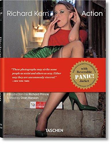 FO-25 RICHARD KERN, ACTION DVD