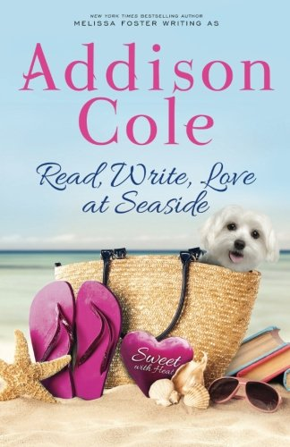 Read Write Love At Seaside Sweet With Heat Seaside Summers Volume 1