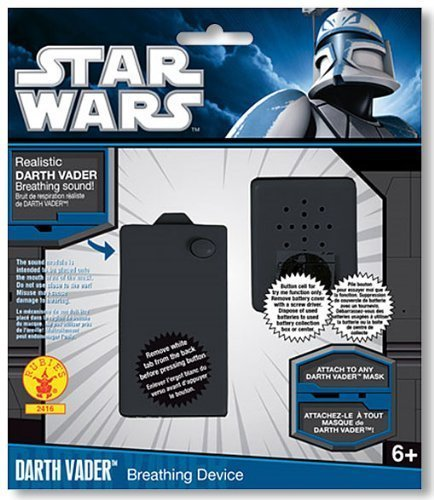 Horror-Shop Darth Vader Atem Simulator
