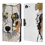Official Michel Keck Australian Shepherd Dogs 3 Leather