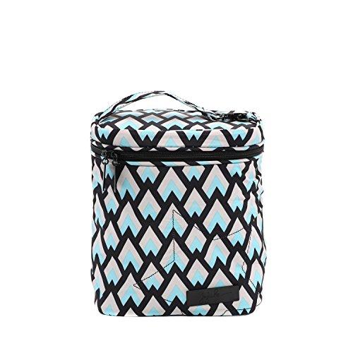 ju-ju-be-15aa09-x-no-size-fuel-cell-flaschenwarmer-tasche-snackbox-18-x-11-x-23-cm-black-diamond