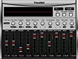 Sound Magic Vocalist Vocal Verarbeitung Werkzeug Software