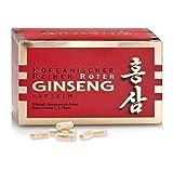 Ginseng rojo de Corea original con raíz de 6 años (Panax Ginseng) - 200 Cápsulas