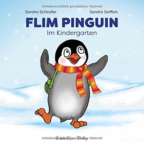 Flim Pinguin im Kindergarten (Mama Pinguin)