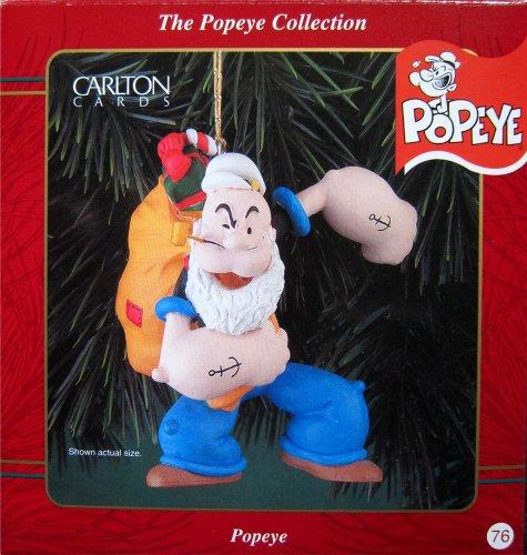 Carlton Der Kollektion Popeye Popeye Karten -