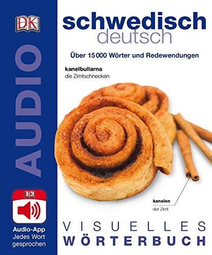 Visuelles Wörterbuch Schwedisch Deutsch: Mit Audio-App - jedes Wort gesprochen