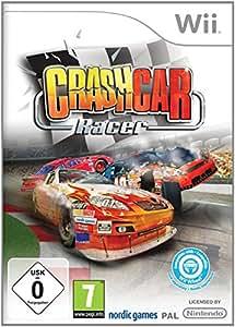 Crash car racer
