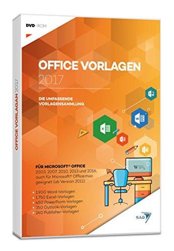 Office Vorlagen 2017