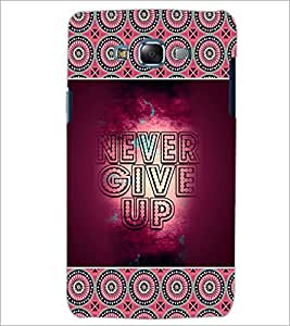 PrintDhaba Quote D-4158 Back Case Cover for SAMSUNG GALAXY J5 (Multi-Coloured)