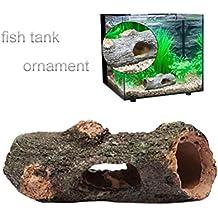ueetek madera Artificial de dérive raíz de adorno de árbol de acuario para la decoración de