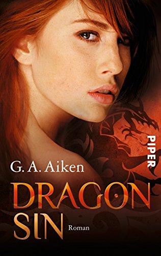 Dragon Sin: Roman (Dragon-Reihe, Band 5)