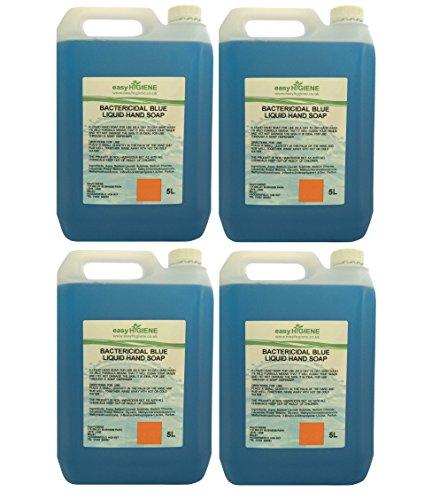 4-x-5-litres-of-blue-antibac-professional-antibacterial-hand-soap-5l-bactericidal