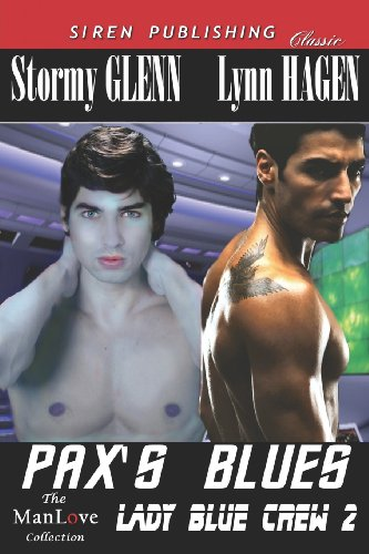 Pax's Blues [Lady Blue Crew 2] (Siren Publishing Classic Manlove) Cover Image