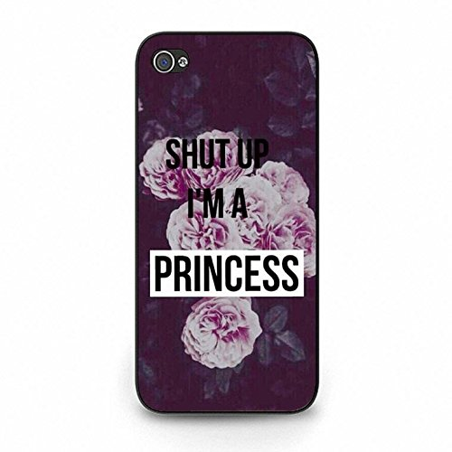 Fantasy Fashion Princess Phone Case Cover Solid Skin Protetive Shell for Iphone 5c Princess Fashionable Color152d