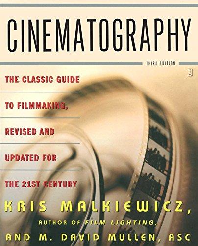 Cinematography: Third Edition (English Edition)