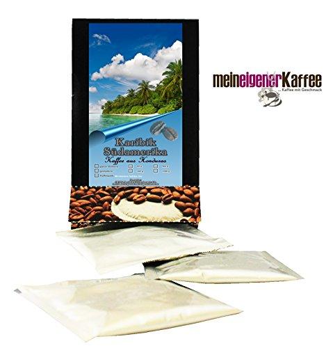 Frühling Garten Voll Latte (Kaffeepads Premium Länder Kaffee Mittelamerika (Honduras))