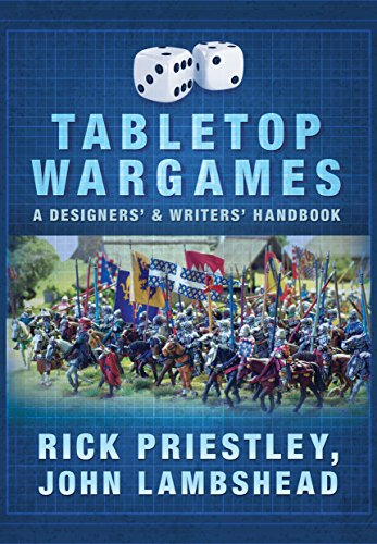 Tabletop Wargames: A Designers