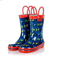 Tractor Ted Welly Boots