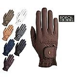 Roeckl Sports Roeck Grip Winter Handschuh, Unisex Reithandschuhe, Marine, 8