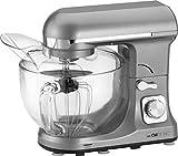 Clatronic Küchenmaschine KM3663 1000W Titan