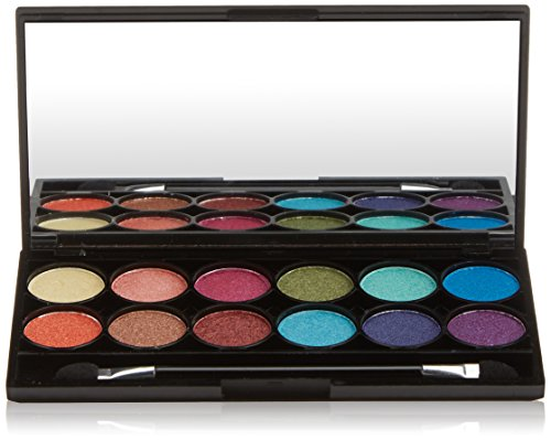 Technic Electric 12 Colour Eyeshadow Palette