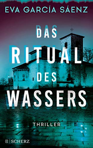 Buchseite und Rezensionen zu 'Das Ritual des Wassers' von Eva García Sáenz