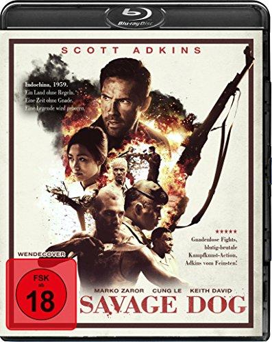 Savage Dog [Blu-ray] (Juju Film)