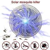 Alftek 928/5000S1386-a Buzz lámpara UV Luz Moscas antiinsectos Bug descarga eléctrica inalámbrica Asesinos antimosquitos