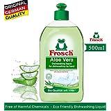 Frosch Aloe Vera Dishwashing Lotion - 500 ml