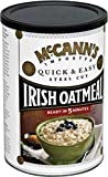 McCann's Irish Oatmeal, Quick & Easy Steel Cut Oats, 24 oz (680 g)