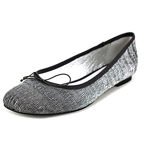 Adrianna Papell Zoe Synthétique Chaussure Plate silver