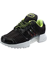separation shoes 6cd3f 19017 Adidas Originals Climacool 1 Youth Black Textile Trainers