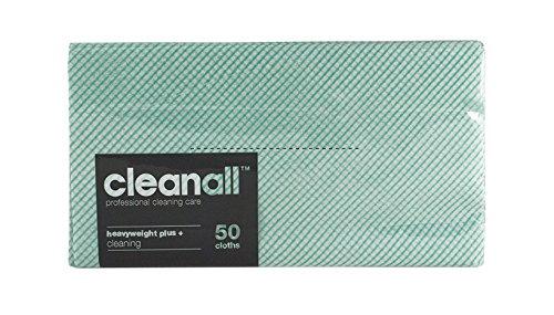 cleanall jcchp50g janitors panno, pesante, Plus, colore: verde (Confezione da 6)