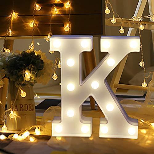 f Nachtlicht Batterie mit Fernbedienung Romantisch LED Licht Nachtlampe LED Dekoration für Heiratsantrag Schlafzimmer Party Haus Dekor Nachtleuchte Schießen Requisiten (K) ()