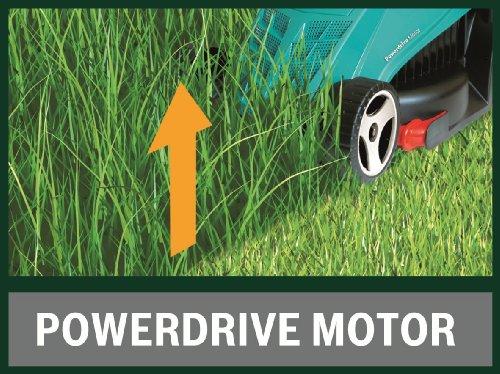 Bosch Rotak 32R Electric Rotary Lawnmower with 32cm Cutting Width