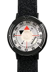 Suunto Kompass M-9/NH mit VELCRO STRAP, schwarz, One size, SS004403001