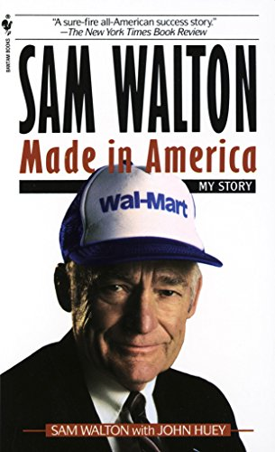 Sam Walton: Made In America (English Edition) eBook: Sam Walton, John Huey: Amazon.es: Tienda Kindle