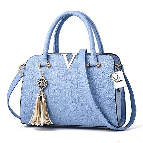 Offizielle Website Frauen Geldbörsen Und Handtaschen Einkaufstaschen Mode Pu Leder Tasche Einzelnen Schulter Taschen Zwei Taschen Für Frauen 2019 Weich Und Leicht Damentaschen Gepäck & Taschen
