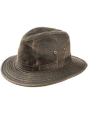 Stetson Traveller Vagabunden by sombrero de solsombrero algodón sol