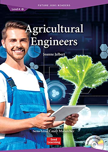 Future Jobs Readers 4-4: Agricultural Engineers (English Edition ...