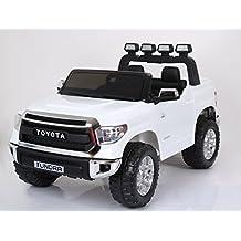 Toyota Tundra, Blanco, producto BAJO LICENCIA, con mando a distancia 2.4Ghz ,
