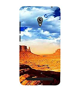 Cartoon, Black, Cartoon and Animation, Worrier, Printed Designer Back Case Cover for Asus Zenfone 5 A501CG