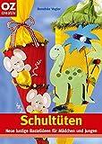 Schultüten: Neue lustige Bastelideen für Mädchen und Jungen (Creativ-Taschenbuecher. CTB)