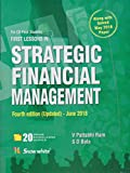 First Lessons in Strategic Financial Management - June 2018