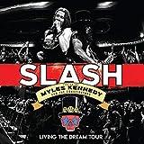 Slash ft. Myles Kennedy & The Conspirators: Living The Dream Tour (2CD+Blu-Ray) (Audio CD)