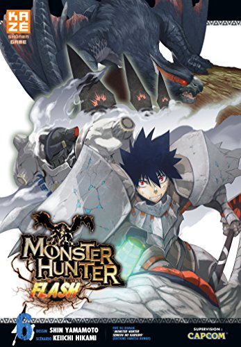 Monster Hunter Flash Vol.6 par HIKAMI Keiichi