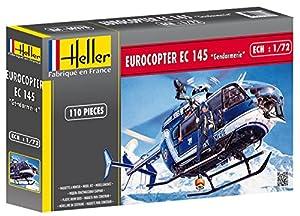 Heller 80378 - Eurocopter EC 145 de policía Importado de Alemania