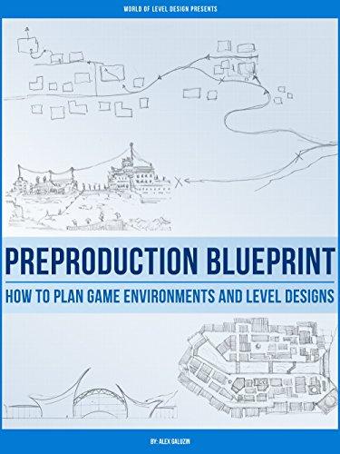 Preproduction blueprint how to plan game environments and level preproduction blueprint how to plan game environments and level designs by galuzin alex malvernweather Images