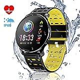 CanMixs CM10 Smart Watch, IP67 Impermeabile Sport Watch Tracker attività...